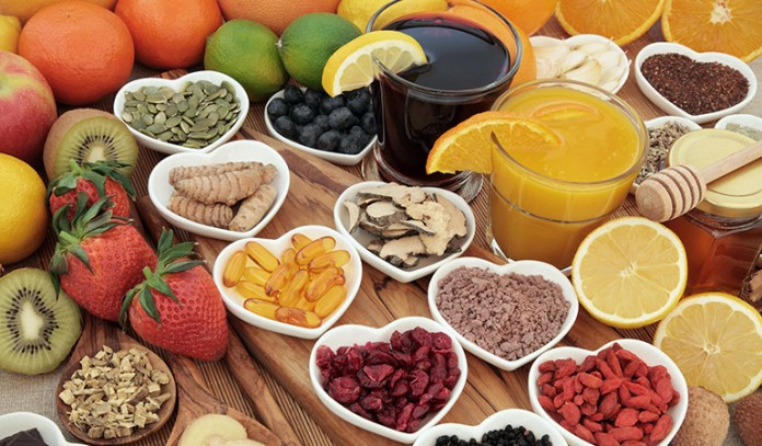 the importance of adding antioxidants to the diet