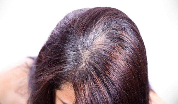 Buttermilk reduces grey hair.