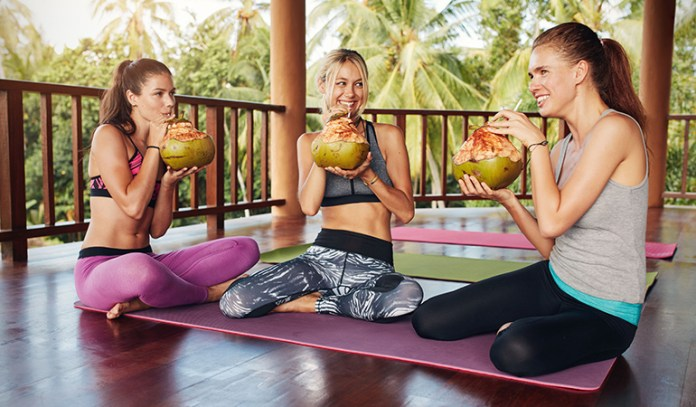 Coconut water: Body nourishment with electrolytes