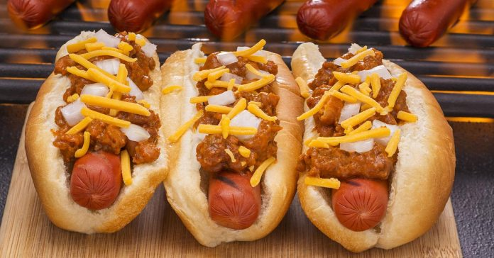 Hot Dogs Are Incredibly Satisfyingly Foods