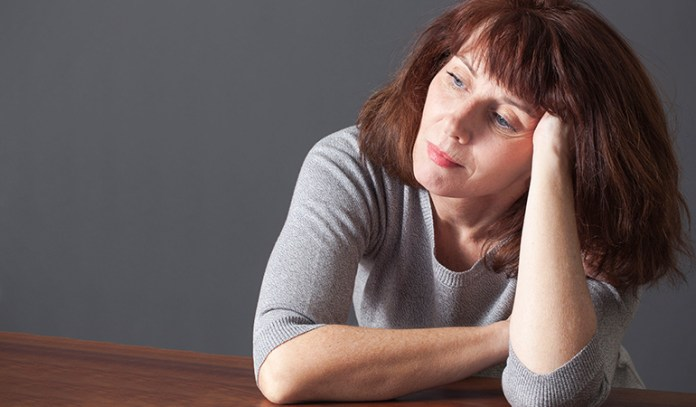 Hot flashes, depression, and mood swings are some of the symptoms of menopause