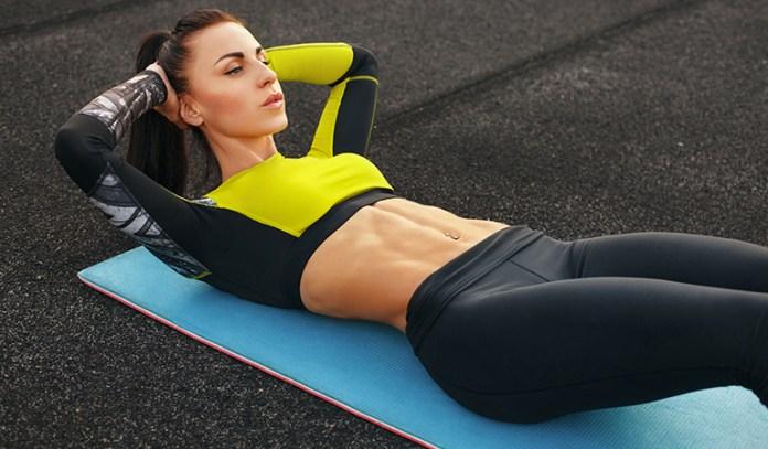 Sit ups cause back injuries.