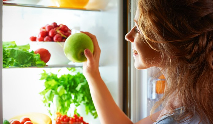 Store uncooked food in the refrigerator or freezer