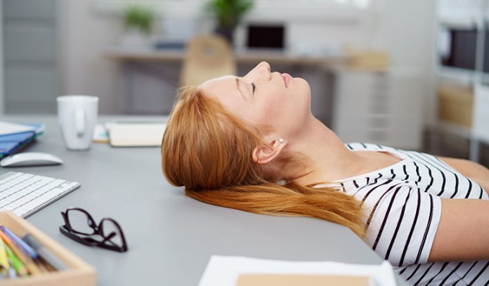A 20-minute power nap works wonders for improving your concentration and hence performance
