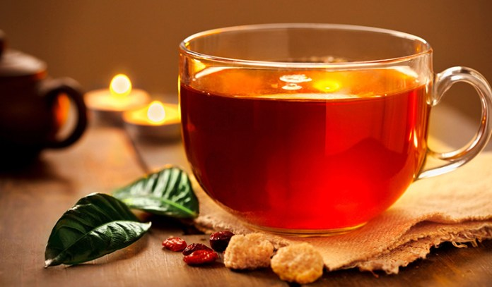 Catechins in tea help protect teeth from bacteria.