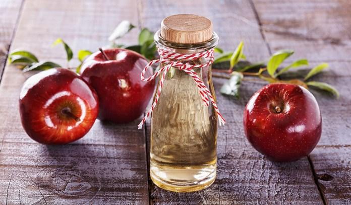 apple cider vinegar is skin toner