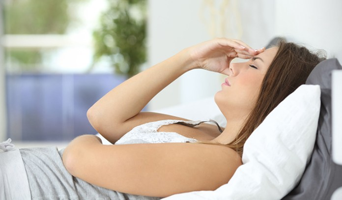 Could cause dry mouth and throat, dizziness, and headaches