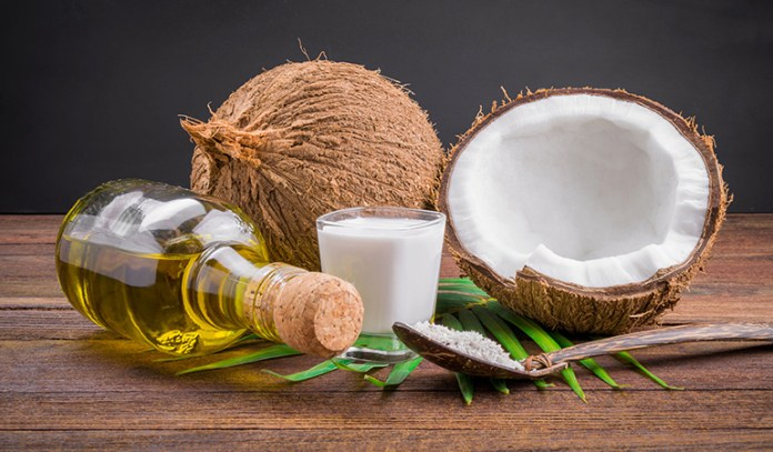 What Coconut Oil Does For The Skin