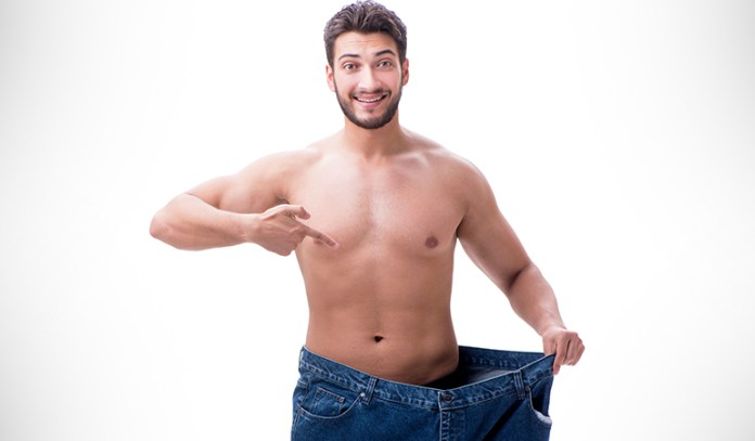 Your body naturally stores fat around your abdomen, making it harder to carve your lower abs.