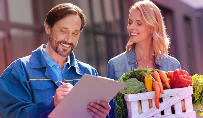 (Many companies have started to partner with farms and farmers and sell ugly produce in cheap prices