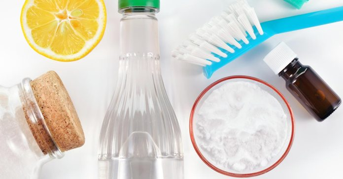 Non-Toxic DIY Home Cleaners