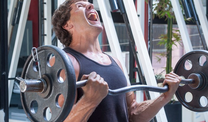 Assuming that more pain after a workout benefits you causes you to overtrain