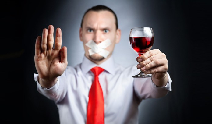 Alcohol messes up your sleep timings