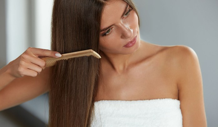 Henna has multiple benefits including improving hair growth