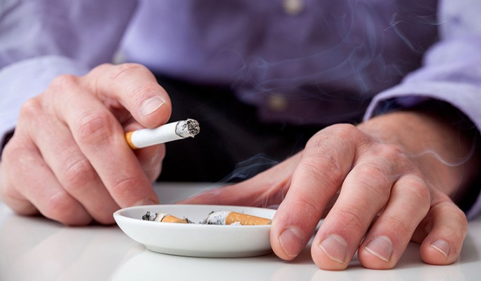 Cigarettes contain many carcinogens and are the most common type of tobacco smoking