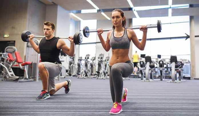 Getting too comfortable with one routine could cause you to reach a plateau while working out