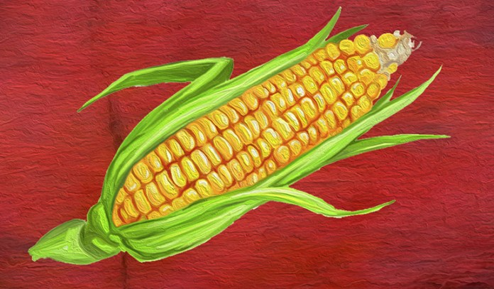 Foods like corn are rich in sulfur.