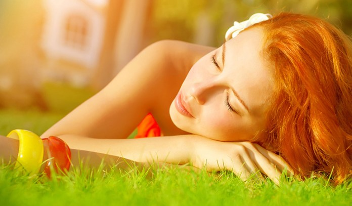 Exposure to sunlight can induce more hours of good quality sleep