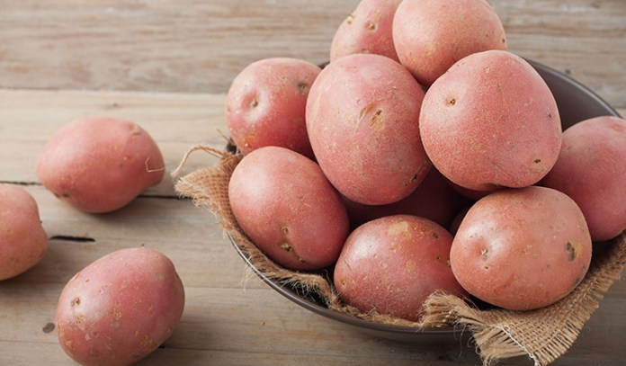 Potato is a recommended substitute to corn starch