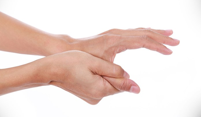 Trigger finger usually occur in people in their 50s and 60s