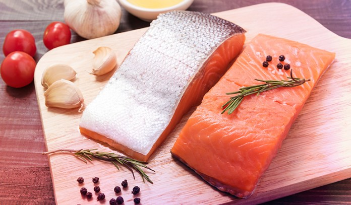Herring, sardines, halibut, and mackerel are great sources of vitamin D