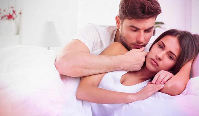 Having little or no intimacy can affect your marriage