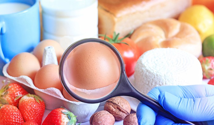 An elimination diet can help determining the foods that are causing your allergy symptoms.