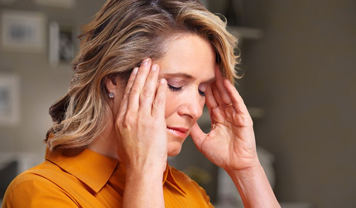 Stroke headaches are mistaken for migraines because they both exhibit similar neurological functions