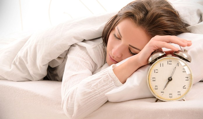 Healthy eating trick: Catch up on some sleep