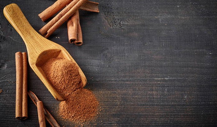 Cinnamon is rich in antimicrobial and anti-fungal properties
