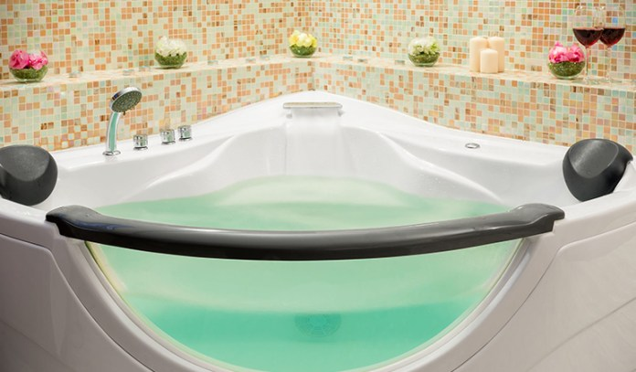 Beautify your bathroom by creating a spa-like atmosphere.