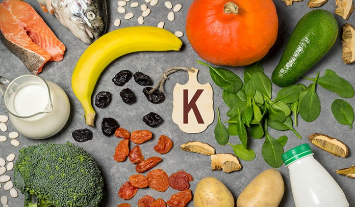 To reduce bloating during your period, eat potassium-rich foods