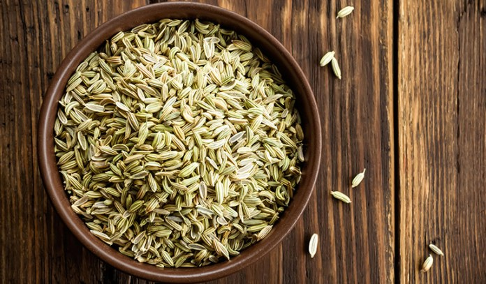 Fennel treats constipation, diarrhea, heartburn, gas, and bloating