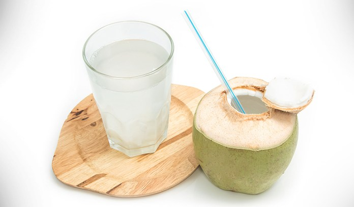 Coconut water can be used to make kefir