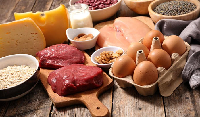 protein helps balance blood sugar and insulin