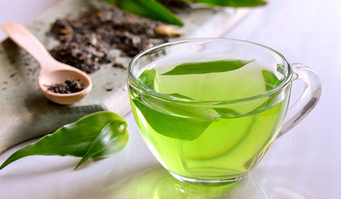 The polyphenols in green tea help absorb and eliminate dangerous radioisotopes.