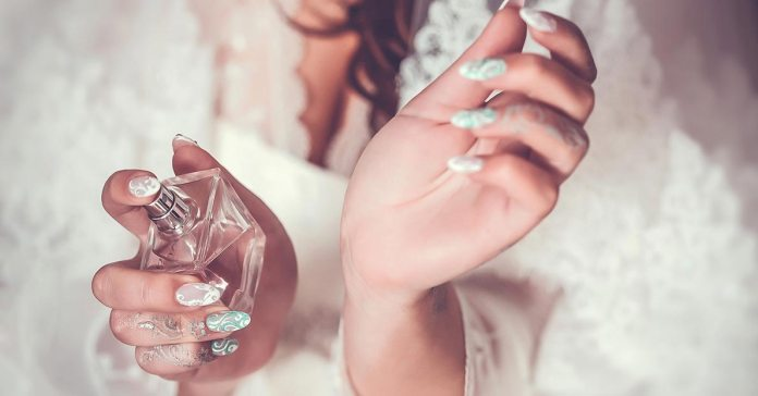 Many perfumes have hidden chemicals in them