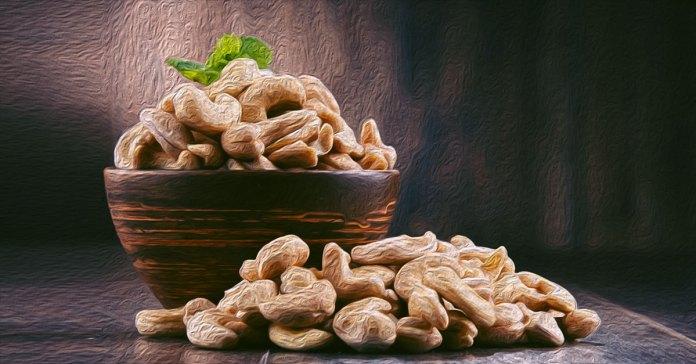 Health benefits of cashews.