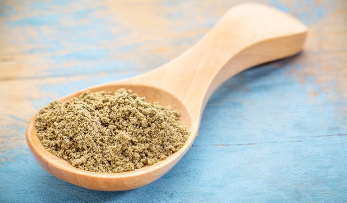 hemp protein has a high omega-3 fatty acid content