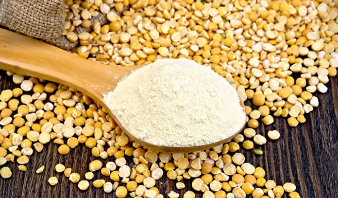 Pea protein is hypoallergenic like most other plant-based proteins