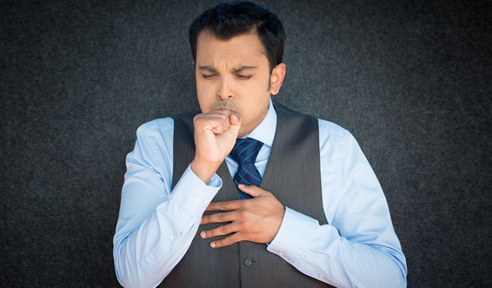 Frequent cough is a symptom of COPD