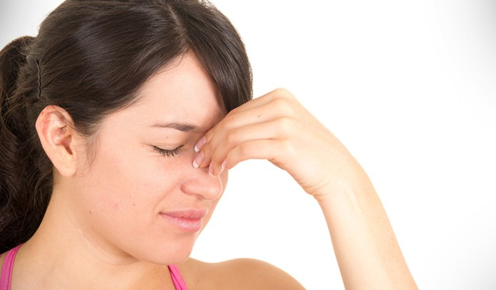 Signs and symptoms of fungal sinusitis