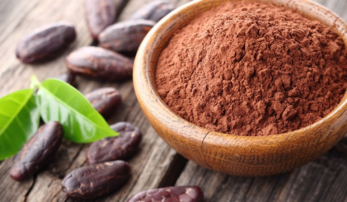 Cacao lowers the risk of many health issues like diabetes, cancer, and heart disease