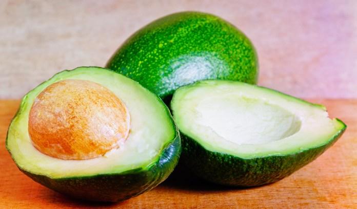 Avocado has 1.29 mg of zinc