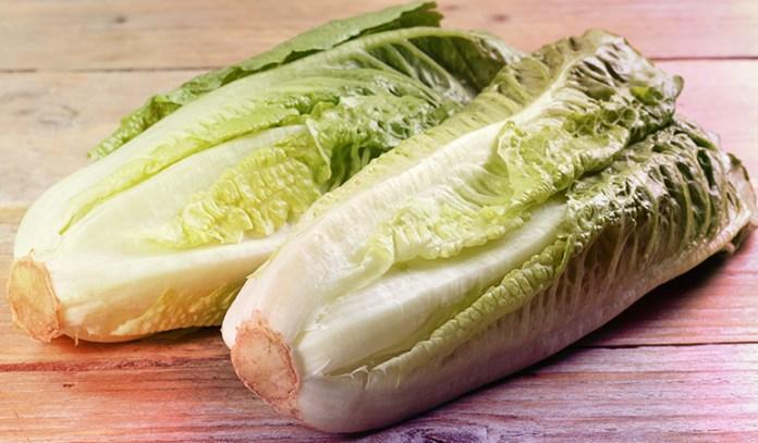 2 cups of romaine lettuce: 1.25 mcg, 3.6% of the DV