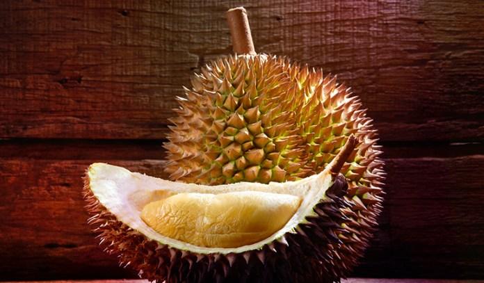 Durian has 0.68 mg of zinc.
