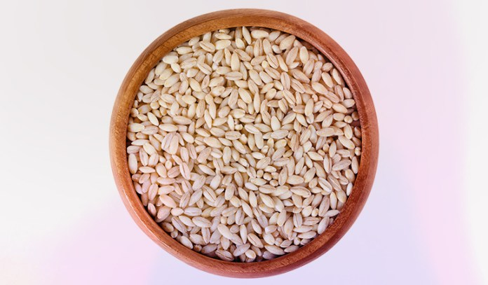 One-third a cup of barley: 8.16 mcg chromium, 23.3% of the DV