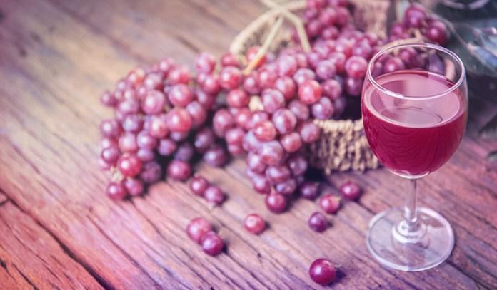 One cup of grape juice: 8 mcg of chromium, 22.9% of the DV