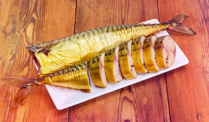 A serving of cooked Atlantic mackerel has 0.59 gm of DHA and 0.43 gm of EPA