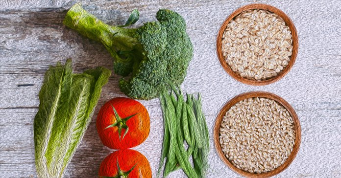 Chromium-rich food sources include broccoli and barley